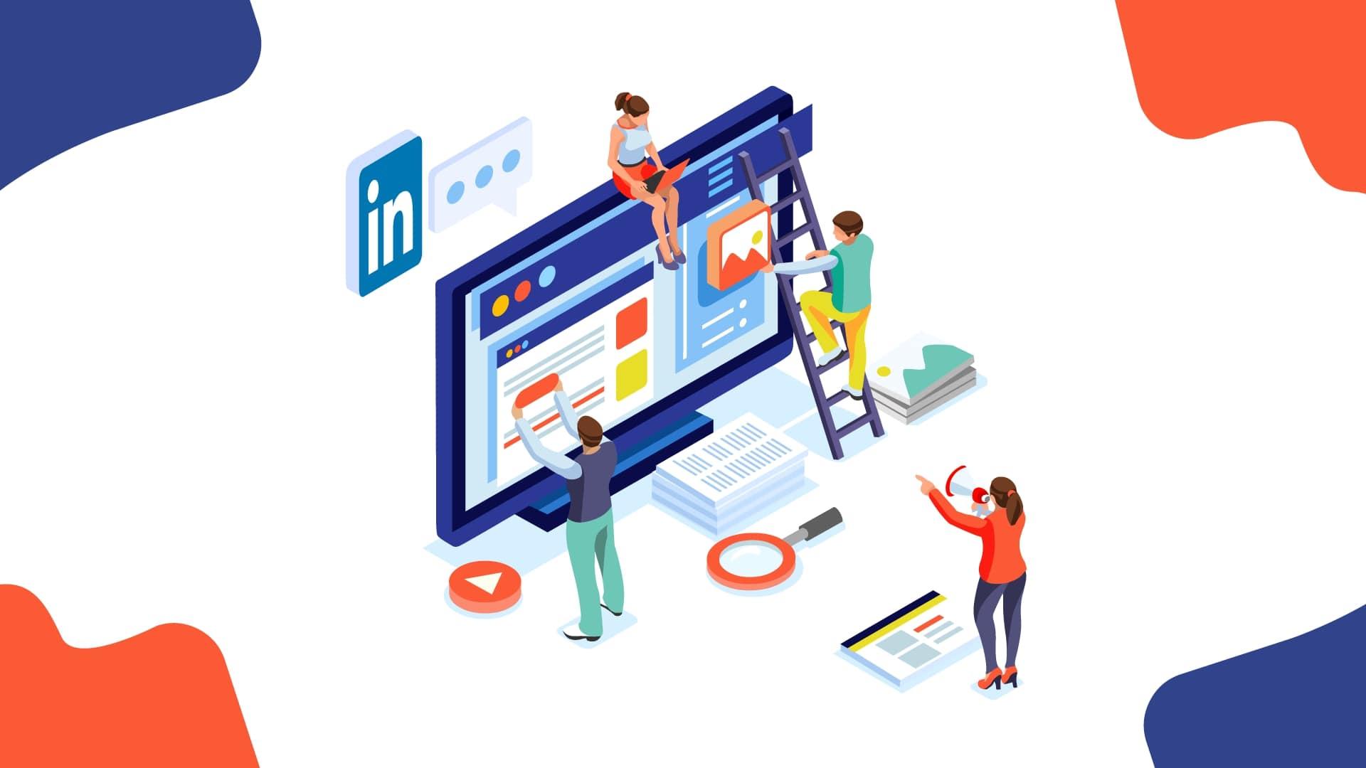 Top LinkedIn Profile Tips