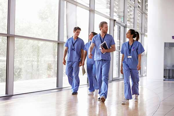 Registered Nurses – The Largest Healthcare Professionals Group In The US